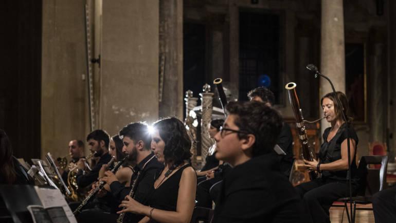 APERTE LE ISCRIZIONI PER LA SECONDA SESSIONE DI AUDIZIONI  STAGIONE 2019 – 20 DELL' ORCHESTRA SINFONICA