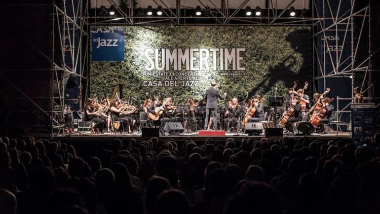 L' Orchestra Giovanile di Roma beneficiaria del 2×1000